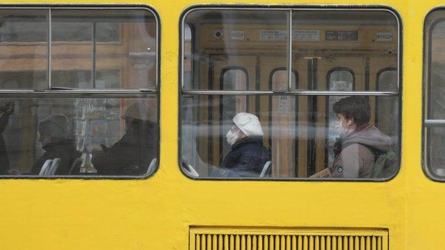 У львівському транспорті дозволили перевозити більше 10 пасажирів