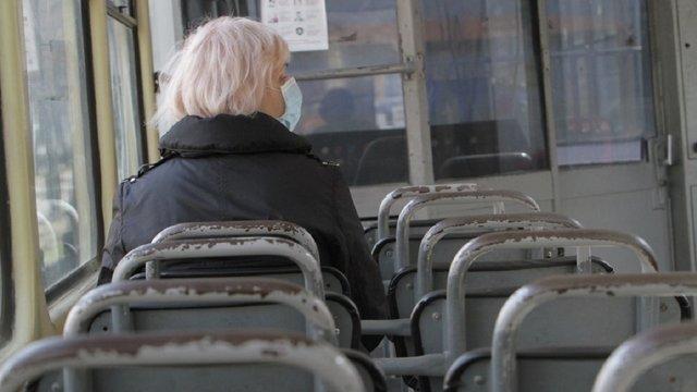 Уряд заборонив пасажирські перевезення на міських маршрутах