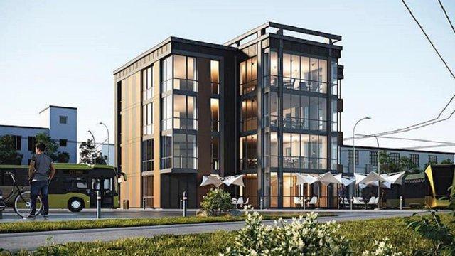Суд дозволив засновнику «Розвитку громади» будівництво ресторану перед вокзалом