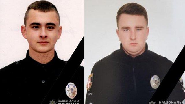 На Волині двоє поліцейських загинули внаслідок ДТП