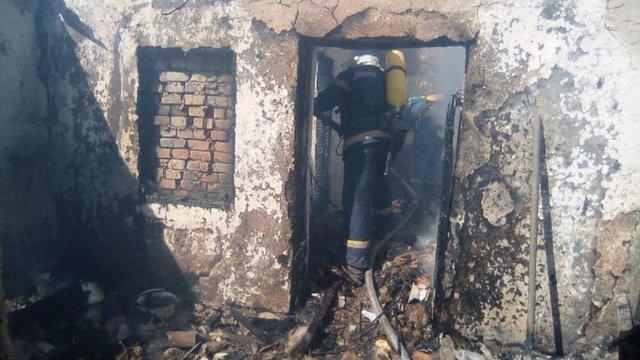 Троє дітей загинули під час пожежі на Кіровоградщині