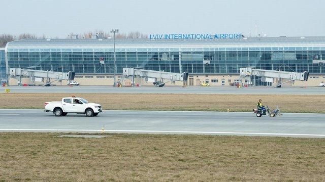 Львівський аеропорт зможе відновити частину регулярних рейсів до кінця року