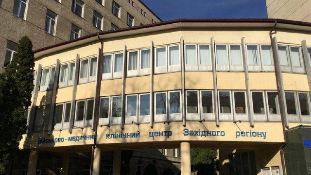 Військовий госпіталь у Львові може проводити понад 100 ПЛР-досліджень на добу
