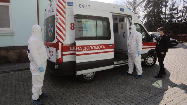 На Львівщині зафіксовано 136 випадків інфікування коронавірусом
