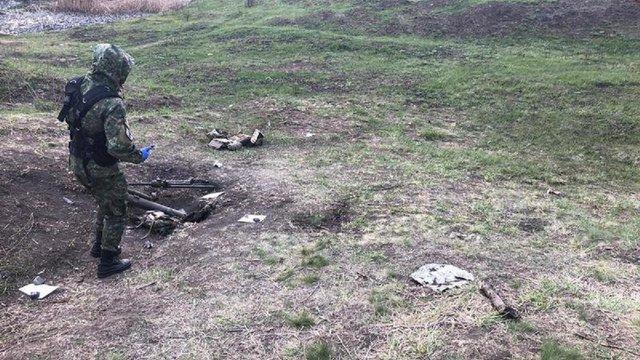 На Донбасі через вибух міномета на навчальних стрільбах загинув боєць ЗСУ