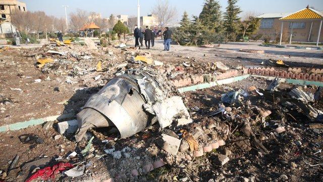 Іран пропонує Україні визнати «людську помилку» причиною катастрофи літака МАУ