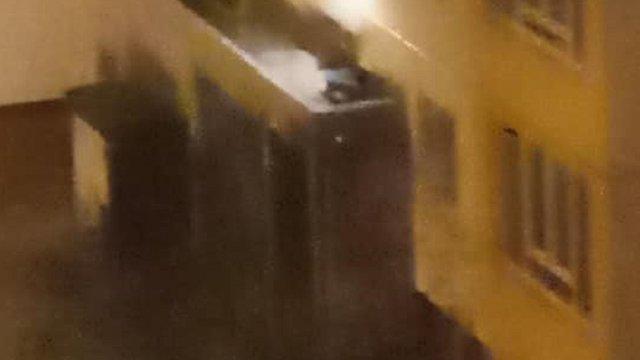 63-річний професор ЛНУ випав з вікна багатоповерхівки на Сихові