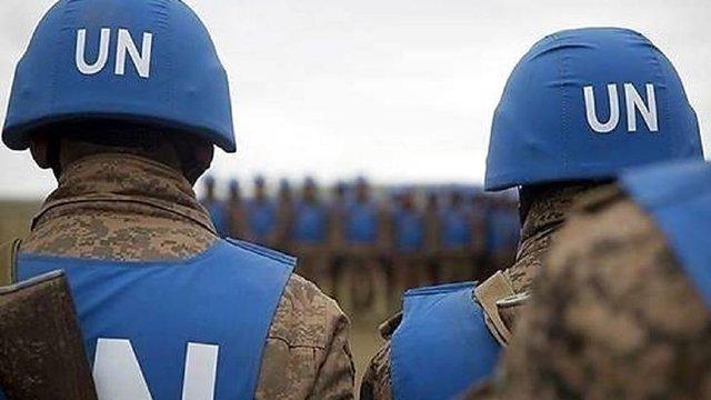 Європарламент запропонує направити миротворців на Донбас, – ЗМІ