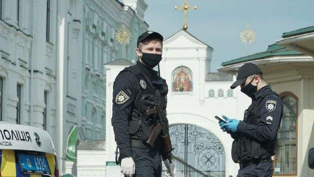 На Великдень біля усіх храмів Києва виставлять поліцію