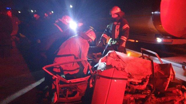 Четверо людей загинули в ДТП на Кіровоградщині