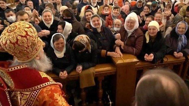 Проти УПЦ (МП) відкрили п'ять проваджень через порушення карантину на Великдень