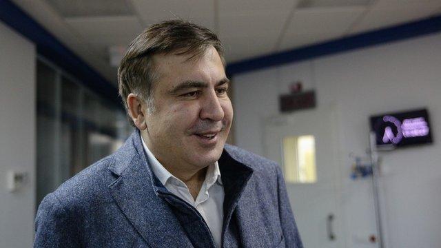 Зеленський запропонував Міхеїлу Саакашвілі пост віце-прем'єра