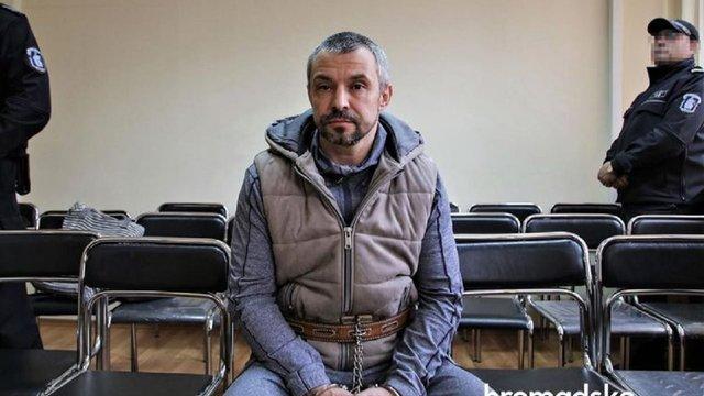 Підозрюваний в організації вбивства Гандзюк відмовився співпрацювати зі слідством