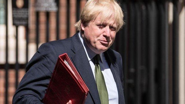 Британський прем'єр-міністр Борис Джонсон повернувся до роботи
