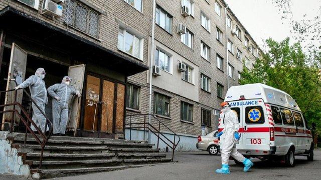 За добу на Буковині підтвердили 7 летальних випадків Covid-19