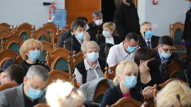 Депутати ЛМР проголосували за підтримку місцевого бізнесу