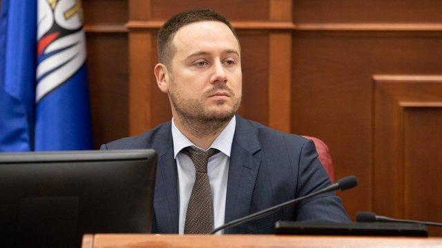 Суд відправив Володимира Слончака під нічний домашній арешт