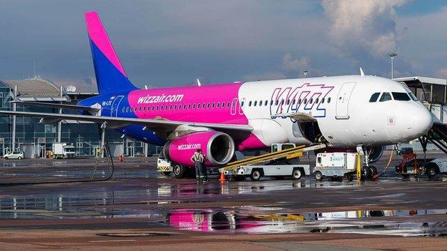 Wizz Air відкрив п'ять нових напрямків зі Львова