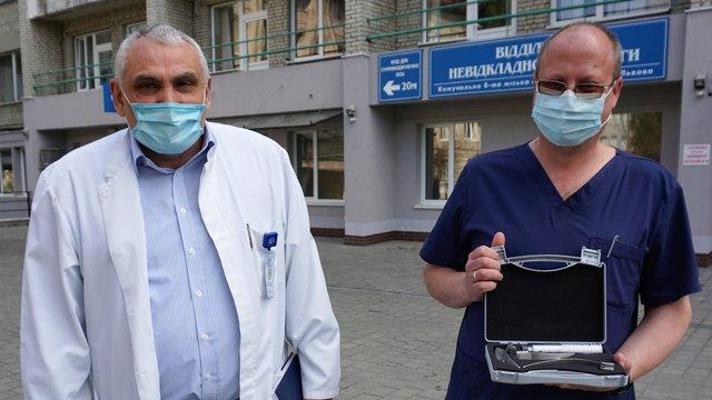 Група Нафтогаз спрямувала більше 12 мільйонів гривень для медзакладів України
