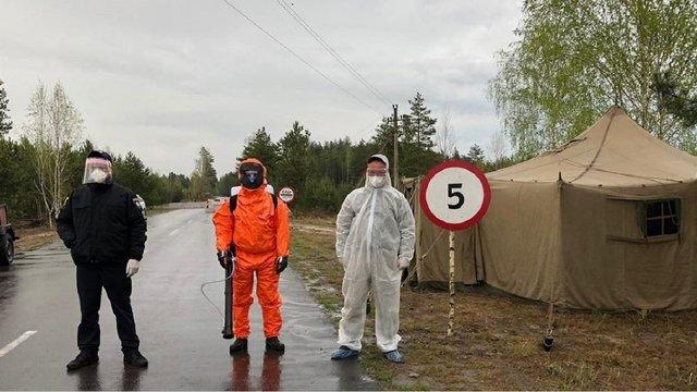Ще одне село закрили через коронавірус на Рівненщині