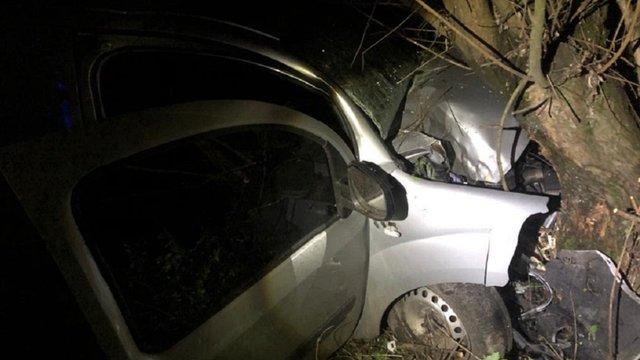 У ДТП на трасі Червоноград-Нововолинськ загинули водійка та пасажир авто
