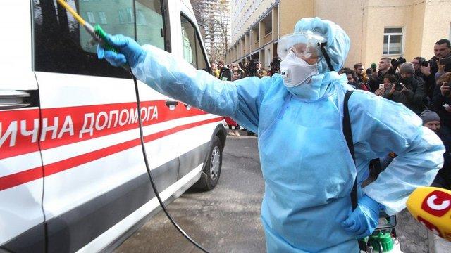 На боротьбу з коронавірусом Україна витратила майже 2 млрд грн