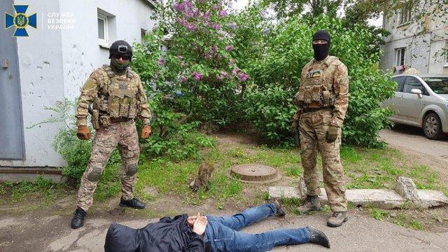 СБУ затримала агента ФСБ, який збирав дані про військові розробки