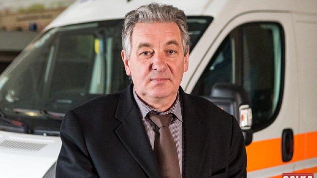 В Івано-Франківську помер хворий Covid-19 головний лікар «швидкої»