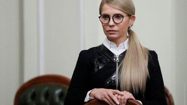 NYT з'ясувала причини компенсації Тимошенко $5,5 млн за політичні репресії
