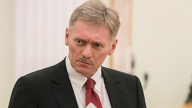 Прес-секретар Путіна Дмитро Пєсков захворів на коронавірус