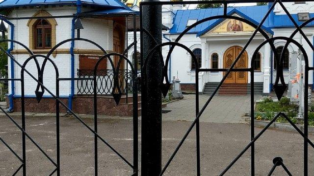 Через масовий спалах коронавірусу в Ковелі закрили церкву УПЦ МП