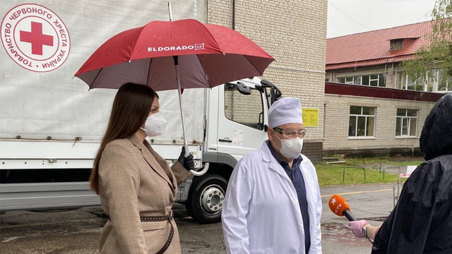 Мережа Eldorado оголосила про запуск проєкту допомоги лікарням в регіонах