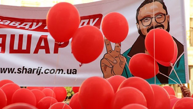 «Партія Шарія» хоче відсудити гроші з держбюджету на своє фінансування
