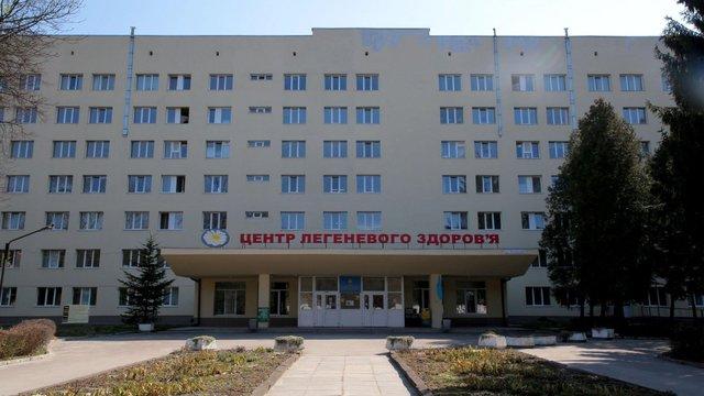 Лабораторія львівського Центру легеневого здоров'я почала ПЛР-тестування на коронавірус