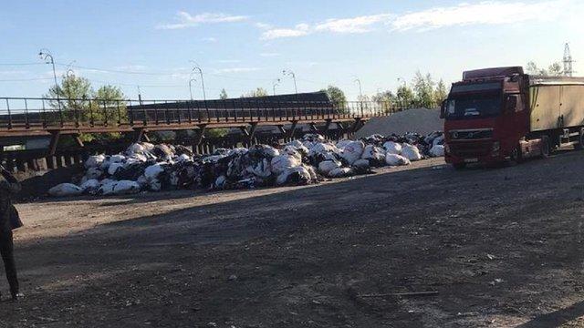 Поліція проводить обшуки в офісах львівських сміттєвих компаній