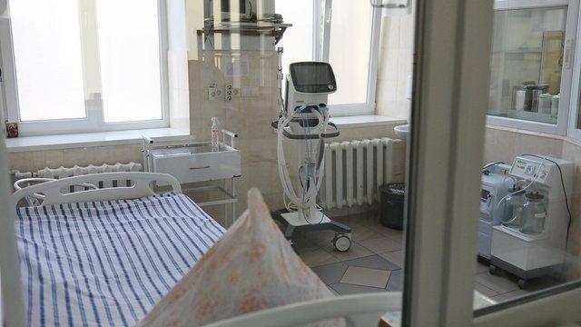 У львівському госпіталі помер 66-річний хворий на коронавірус