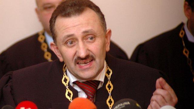 Верховний суд відмовився поновити на посаді скандального львівського суддю Ігоря Зварича