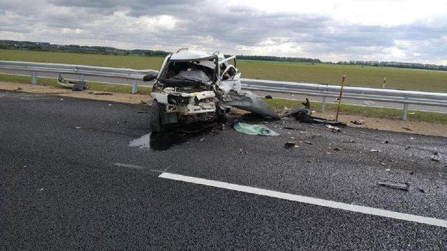 На трасі Київ – Одеса в ДТП загинули дитина і троє дорослих