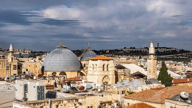 Храм Гробу Господнього в Єрусалимі відкривають для вірян