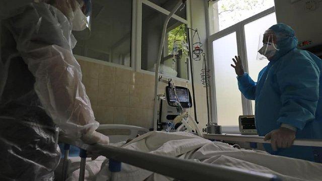 Від ускладнень коронавірусу сьогодні  померла 64-річна львівська лікарка