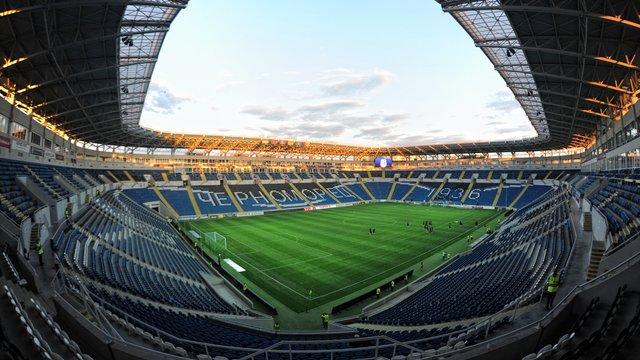 Стадіон «Чорноморець» в Одесі купила російська компанія із США