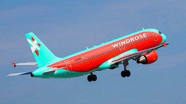 Windrose планує запустити щоденні рейси зі Львова до Києва з 15 червня
