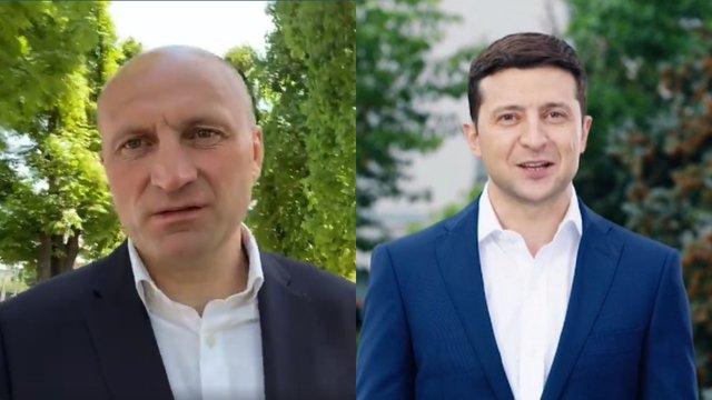 Мер Черкас подав позов проти Володимира Зеленського