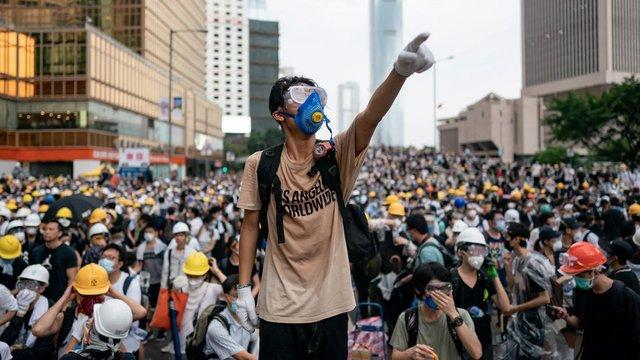 Китай схвалив закон про нацбезпеку Гонконгу, що обмежує його автономію