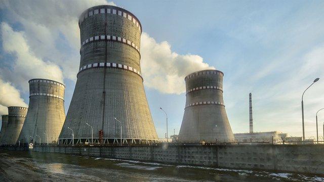 Потужність ТЕС в Україні вперше перевищила потужність АЕС