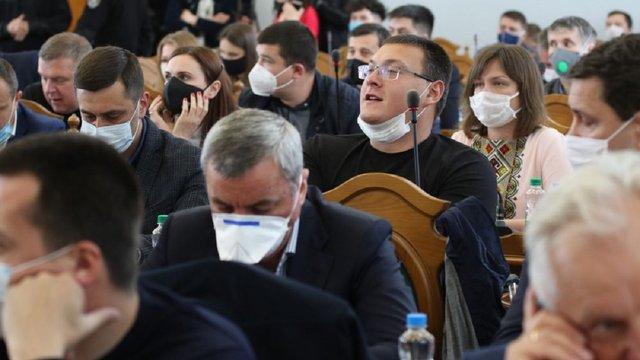 Депутати провалили питання участі Львова у програмі підтримки від ЄБРР