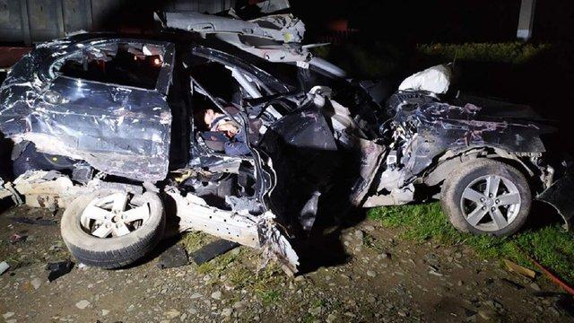 У лобовій ДТП з фурою на Дрогобиччині загинули два 22-річних хлопці