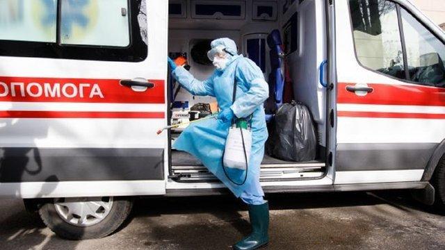 Від коронавірусу помер фельдшер швидкої допомоги у Сокалі
