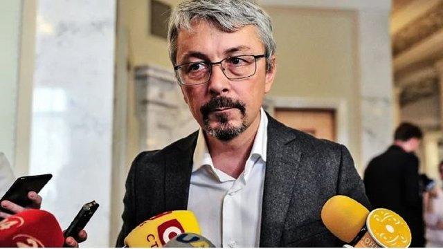 Екс-гендиректор «1+1» Олександр Ткаченко стане міністром культури