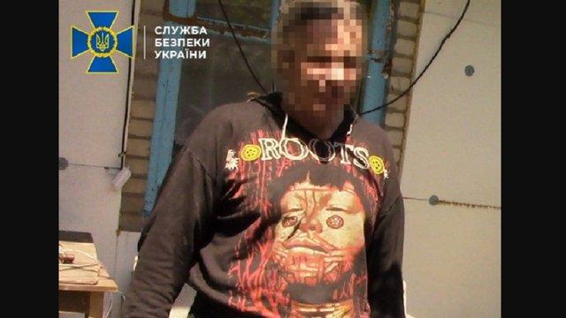 СБУ затримала бойовика «ДНР», який катував українських військових